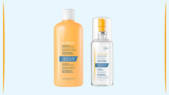 Ducray Dry and Damaged Hair