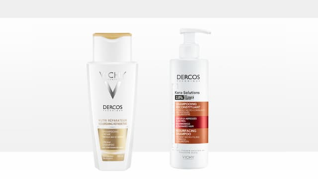 Vichy Dercos Dry and Damaged Hair